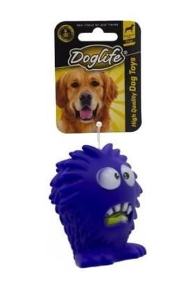 Doglife Köpekler İçin Plastik Moonster Oyuncak