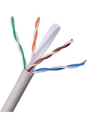 Reçber SL400 Cat6 U23 4X2X23AWG U/UTP 305 m 1 Top Network Kablosu