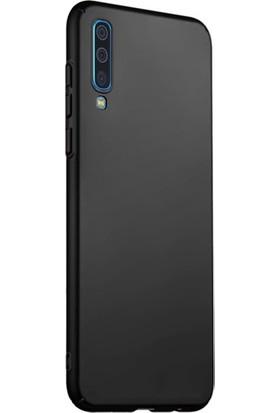 Kaltel Gsm Samsung Galaxy A30s Mat Premier Silikon Kılıf - Siyah
