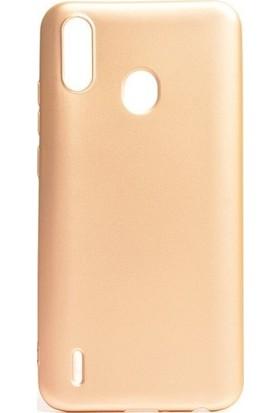 Kaltel Gsm Casper G4 Mat Premier Silikon Kılıf - Gold