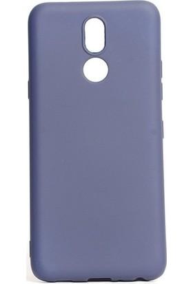 Kaltel Gsm LG K40 Mat Premier Silikon Kılıf - Mavi