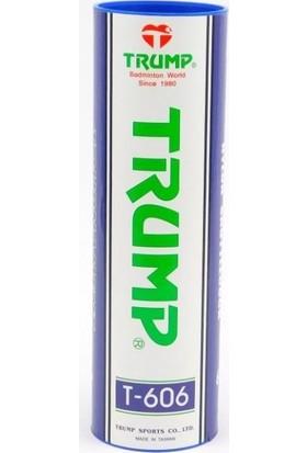 Trump T-606 Badminton Topu