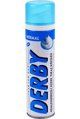 Derby Normal Nemlendirici Traş Köpüğü 200 ml
