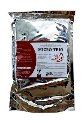 Ysl Micro Trio Çiçeklendirici ve Polen Yapıcı Yaprak Gübresi 1 kg