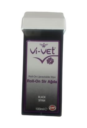 Vivet Rollon Sir Ağda Siyah