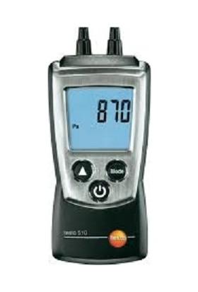 Testo 510 Fark Basınç Ölçüm Cihazı