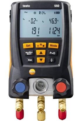 Testo 550 Dijital Manifold Cihazı