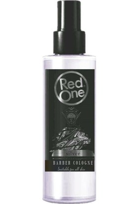 Red One Silver Kolonya 400 ml