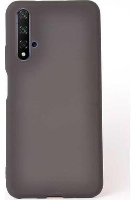 Ehr. Huawei Honor 20S Soft TPU Priming Kılıf Siyah
