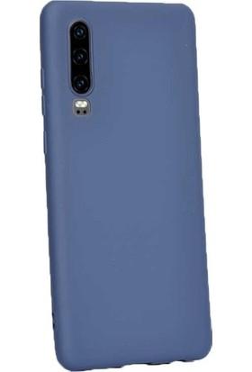Ehr. Huawei Honor 20 Soft TPU Priming Kılıf + Nano Ekran Koruyucu Lacivert
