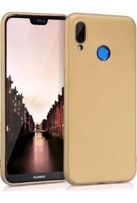Ehr. Casper Via S Soft TPU Priming Kılıf + Nano Ekran Koruyucu Gold