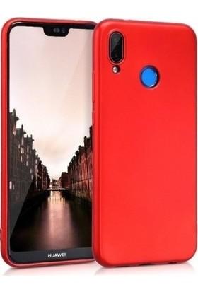 Ehr. Casper Via S Soft TPU Priming Kılıf + Nano Ekran Koruyucu Kırmızı