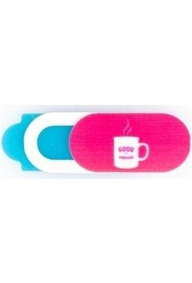 Kamera Kapatıcı Good Morning Mini Pembe