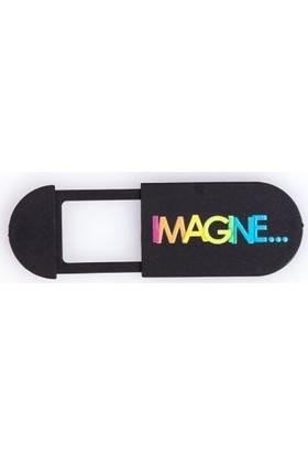 Kamera Kapatıcı Imagine Siyah