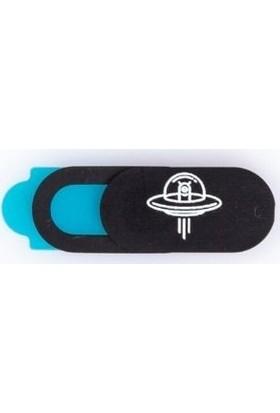 Kamera Kapatıcı Space Ship Mini Siyah