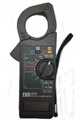 Tes Dijital Pensampermetre 3014 1000A Ac