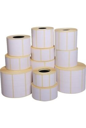 Sena65 x 100 500 Adet Eco Termal Barkod Etiketi