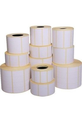 Sena 100 x 100 500 Adet Eco Termal Barkod Etiketi