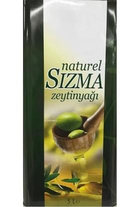 Sızma Naturel Sızma Zeytinyağı %100 Organic 5 lt