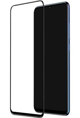 Teleplus Benks Xiaomi Mi 9 SE Tam Kapatan Cam Ekran Koruyucu Siyah