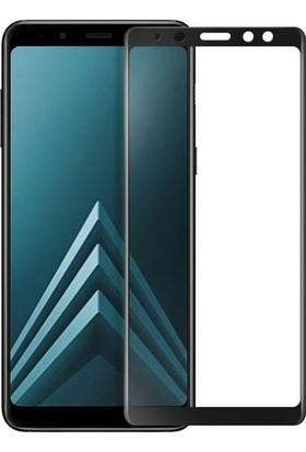 BlitzPower Samsung Galaxy A6 2018 6D Tam Kaplayan Nano Glass Nano Ekran Koruyucu