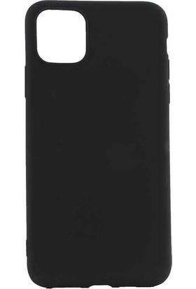 i-Stone Apple iPhone 11 Silikon Kılıf Siyah