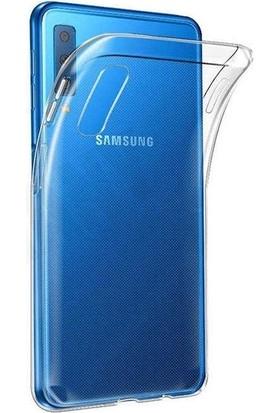 Pengu Samsung Galaxy A50 Sillikon Kılıf Şeffaf