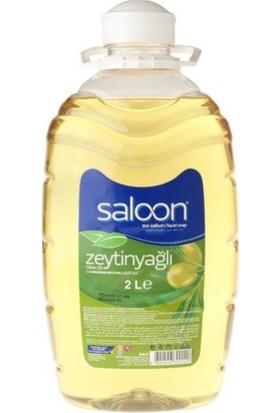 Saloon Sıvı Sabun 2L Zeytinyağlı