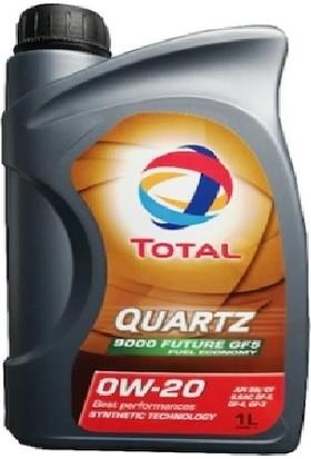 Total Quartz 9000 Future Gf5 0W20 Motor Yağı 1 lt