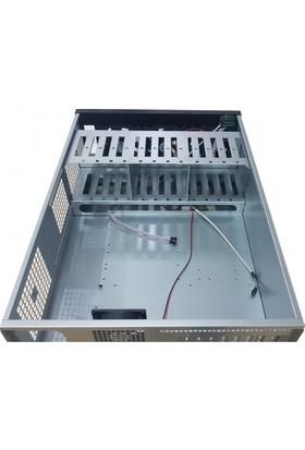 TGC-D600 4U Server Kasa (PSU Yok)