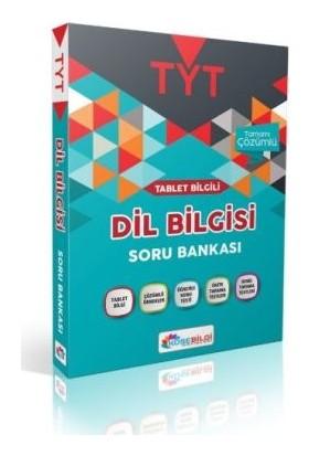 Köşe Bilgi Yayınları TYT Tamamı Çözümlü Dil Bilgisi Soru Bankası