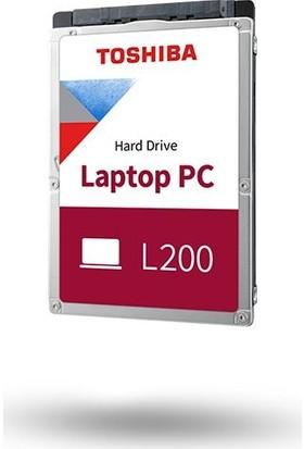 "Toshiba L200 2TB 128MB Cache 5400RPM 2.5"" Sata 3 Harddisk (HDWL120UZSVA)"