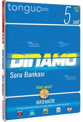 Tonguç Akademi Yayınları 5. Sınıf Matematik Dinamo Soru Bankası