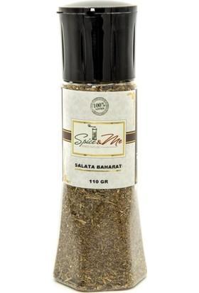 Spiceandme Salata Baharatı Değirmen Kapak Pet Şişe 110 gr