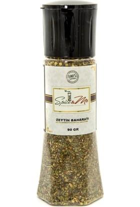 Spice&Me Zeytin Baharatı Değirmen Kapak (90 gr)