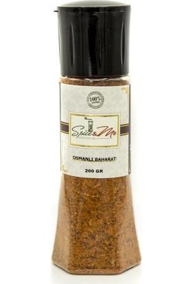 Spice&Me Osmanlı Baharatı Değirmen Kapak (200 gr)