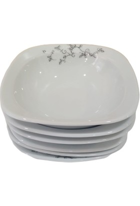 Güral Porselen Gala 03 Model 6 Kişilik 18 Parça Porselen Yemek Takımı