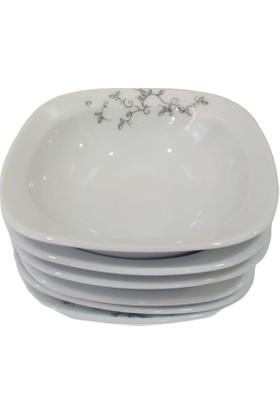 Güral Porselen Gala 03 Model 6 Kişilik 24 Parça Porselen Yemek Takımı