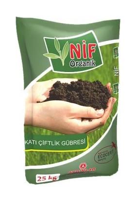 Nif Organik Katı Çftlik Gübresi