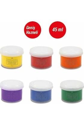 Faber Parmak Boyası 6 Renk 45 Ml