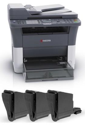 Kyocera FS-1125MFP Fotokopi Makinesi + 3 Adet Muadil Toner