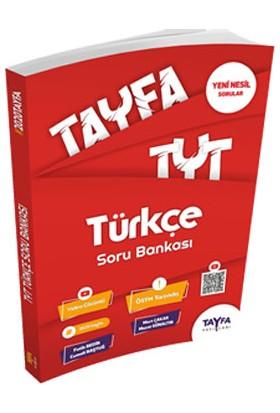 Tayfa Yayınları TYT Türkçe Soru Bankası