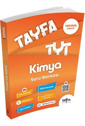 Tayfa Yayınları TYT Kimya Soru Bankası