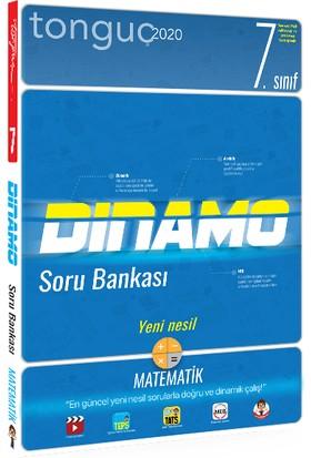 Tonguç Akademi 7. Sınıf Dinamo Matematik Soru Bankası