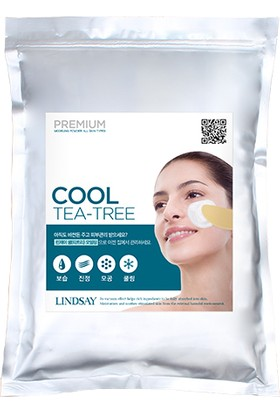 Lındsay Premium Cool Tea-Tree (Çay Ağacı) Toz Maske 1kg