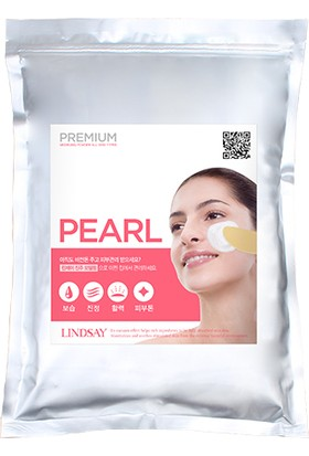 Lındsay Premium Pearl (Inci) Toz Maske 1kg