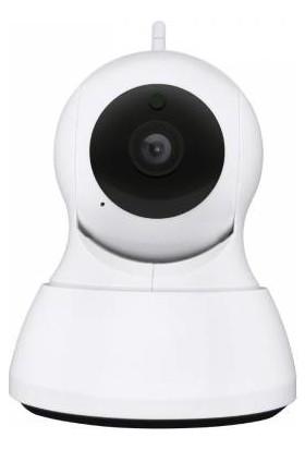 Kingboss IP-27 360° Hareket Sensörlü IP Kamera
