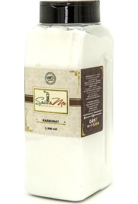 Spice&Me Karbonat Tuzluk Kapak (1300 Gr)