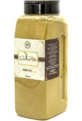 Spice&Me Toz Kekik Tuzluk Kapak (400 Gr)