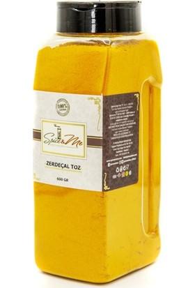 Spice&Me Zerdeçal Toz Tuzluk Kapak (600 Gr)